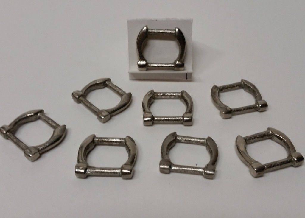 Metal Slide Buckles