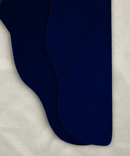 "Single Color Tights - Navy - 39-42w x 30""i"
