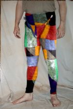 Patchwork Tights/Leggings